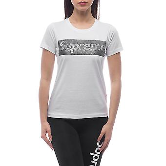 White Supreme Grip Women's T-shirt