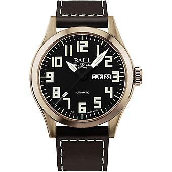 Ball NM2186C-L3J-BK Engineer III Bronze Wristwatch