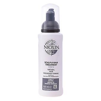 Sistema de Nioxin No. 2 Paso 3 Tratamiento del cuero cabelludo y el cabello