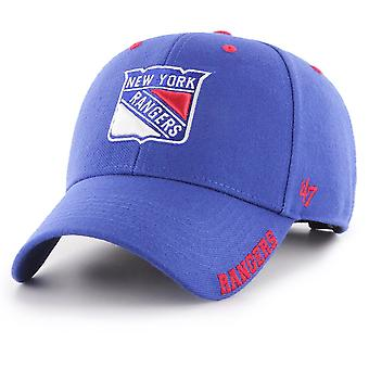 47 brann justerbar Cap - New York Rangers royal AVRIMING
