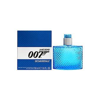 James Bond Ocean Royale Eau de Toilette Spray 50ml