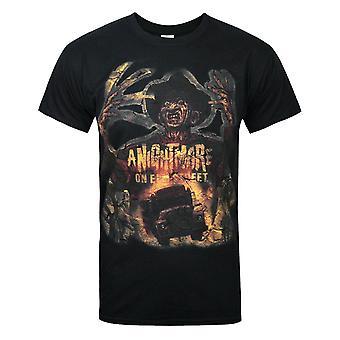 Nightmare On Elm Street Freddy Krueger Men's T-Shirt
