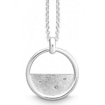КВИНН - Ожерелье - Дамы - Серебро 925 - Весша. (H) / пике - 0272589