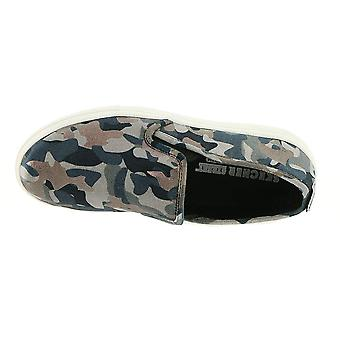 Skechers Kobiety USA Goldie Found You Canvas Low Top Slip On Fashion Sneakers
