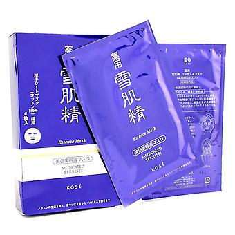 Istota leczniczej Sekkisei maska 6x24ml