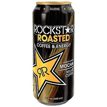 Rockstar Mocha arrosto(444 Ml X 12 lattine )