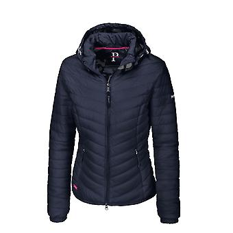 Pikeur Calera Womens Quilted Jacket - Night Sky/blue