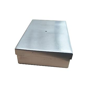 Outdoor Magic Stainless Steel Smoker Box (Small)