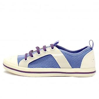 CCILU Garwood Lace Up Sporty Shoes In Blue