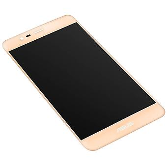 LCD replacement part with touchscreen for Asus Zenfone 3 Max ZC520TL - Gold