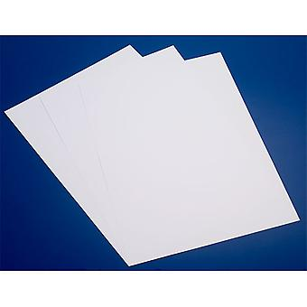 A2 White Card 220gsm Pack of 30