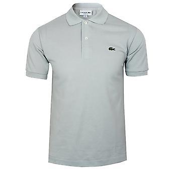 Lacoste men's grey polo shirt
