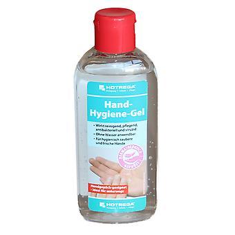 HOTREGA® håndhygiejne gel, 100 ml flaske