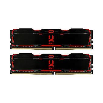 RAM Memory GoodRam IR-X3200D464L16S/16G 8 GB DDR4 (2 pcs)