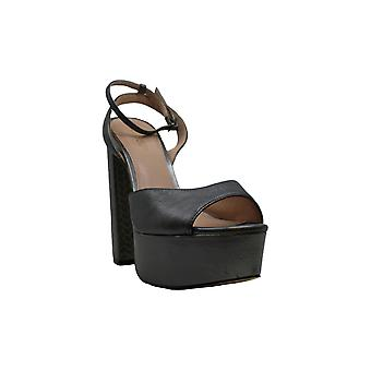 Zoe by Rachel Zoe Womens Claire Fabric Peep Toe Special Occasion Ankle Strap Sandals