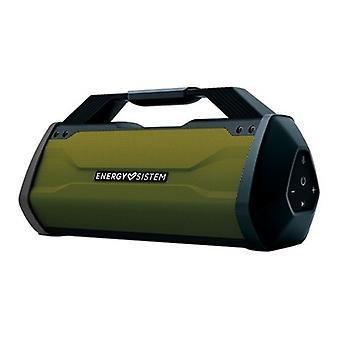 Portable Bluetooth Speakers Energy Sistem Outdoor Box Beast Black Yellow