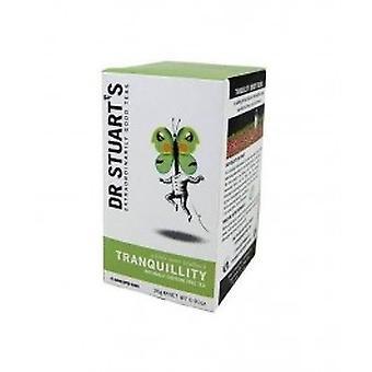 Dr Stuarts - Tranquility Enveloped Tea 15bags X 4