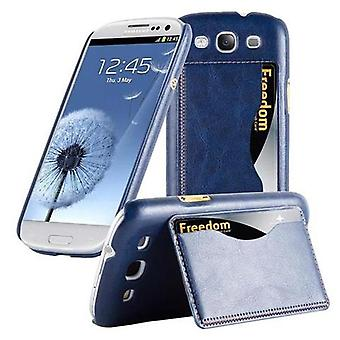 Case for Samsung Galaxy S3 / S3 NEO Phone Case - Cover - Robust Ultra Slim Hard Cover Back Cover Bumper