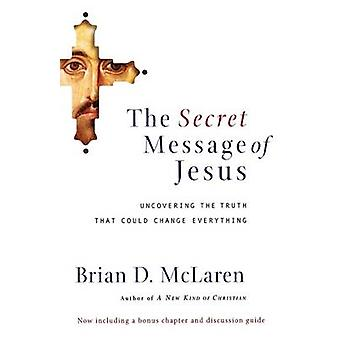 SECRET MESSAGE OF JESUS by McLaren & Brian