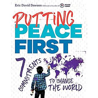 Putting Peace First by Eric Dawson - 9781101997338 Book