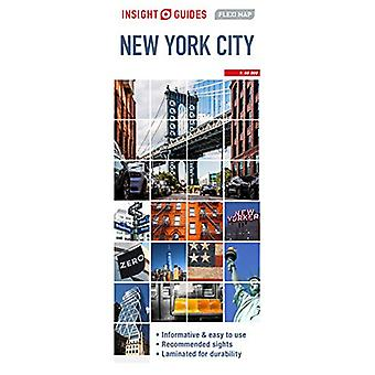 Insight Guides Flexi Map New York City (Insight Maps) by Insight Guid