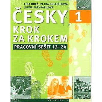 New Czech Step by Step 1 - Workbook 2 - lessons 13-24 - 2017 by New Cze