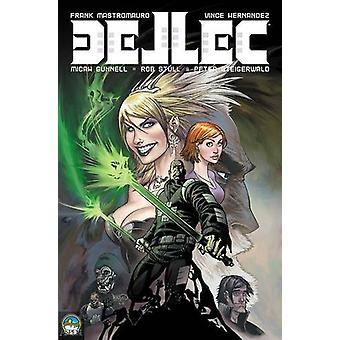 Dellec Volume 1 - Hands of God by Micah Gunnell - 9780982362846 Book