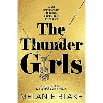 The Thunder Girls by Melanie Blake - 9781529017434 Book