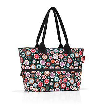 Reisenthel shopper e1 Beach bag 50 cm 18 liters Multicolor (Happy Flowers)