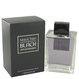 Antonio Banderas Seduzione In Black Eau de Toilette 200ml EDT Spray