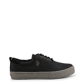 Man stof sneakers schoenen ua21239