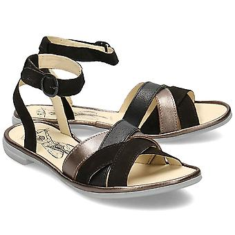 Fly London Cune P501165000 universele zomer vrouwen schoenen