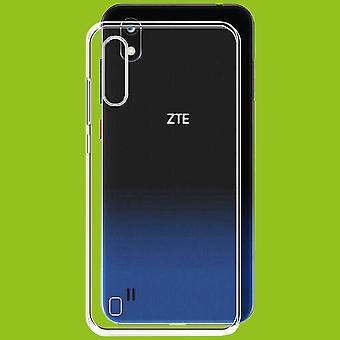 ZTE Blade A5 2020 silikoni tapauksessa TPU suoja läpinäkyvä kotelo holkki kansi tapauksessa tarvikkeet uusi