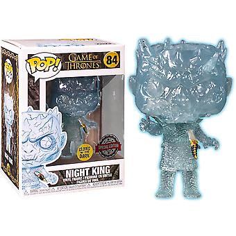 Game of Thrones Crystal Night King w/ Dagger Glow US Ex Pop!