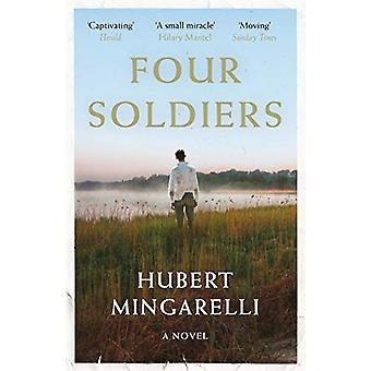 Four Soldiers by Hubert Mingarelli - 9781846276514 Book