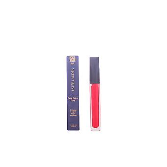 Estee Lauder Pure Color envie à lèvres laque #360-wicked Apple 6 Ml pour femmes