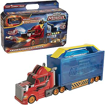 Teamsterz Micro Motorz Transporter Stores Up to 12 Cars Includes Linited Edition Car