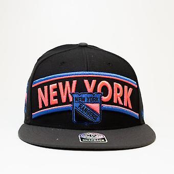 '47 Nhl New York Rangers Neon Snapback Cap