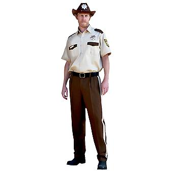 The Walking Dead Rick Grimes' Sheriff Costume