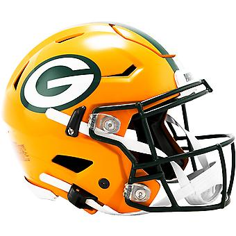 Riddell Autentisk SpeedFlex Hjelm - NFL Green Bay Packers