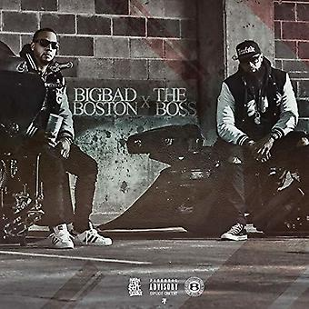Big Bad Boston And The Boss [CD] USA import
