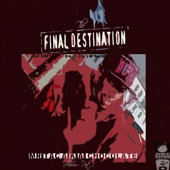 Mr. Tac - Destinazione Finale Pt. 1 [CD] Importazione USA
