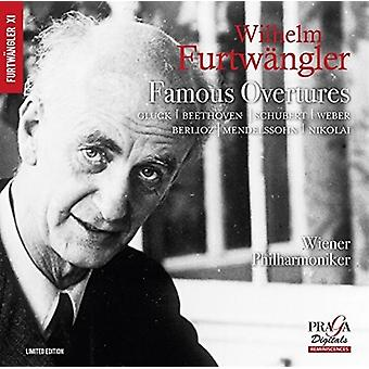 Furtwaengler - Famous Overtures [SACD] USA import
