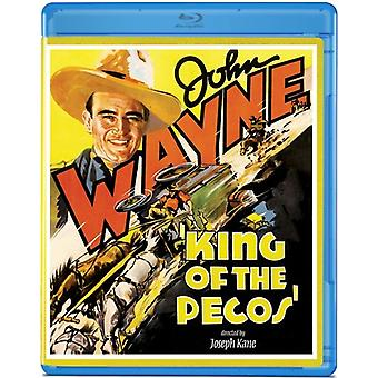 King of the Pecos (1936) [BLU-RAY] USA import