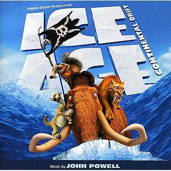 John Powell - Ice Age: Continental Drift [Original Motion Picture Score] [CD] USA import