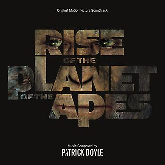 Patrick Doyle - Rise of the Planet of the Apes [CD] USA import