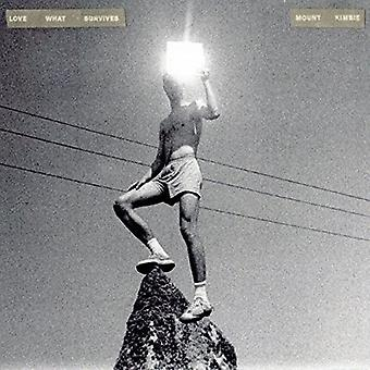 Mount Kimbie - Love What Survives [CD] USA import