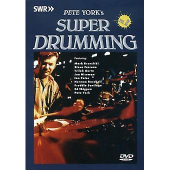 Vol. 2-Super Drumming [DVD] USA import