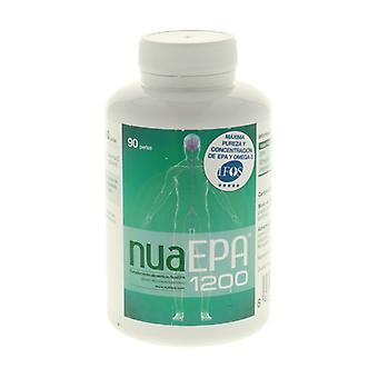 Nua EPA 90 softgels (1200mg)