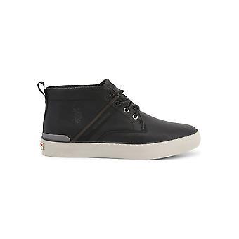 U.S. Polo Assn. - Shoes - Sneakers - ANSON7105W9-Y1-BLK - Men - Schwartz - EU 42